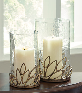 Pascal Candle Holder (Set of 2), , rollover