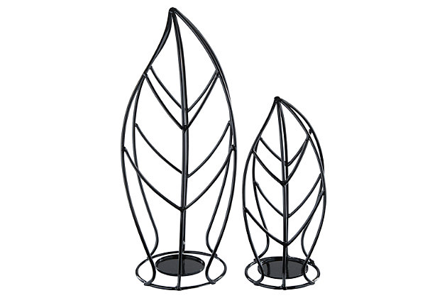 Cadelaria Candle Holder (Set of 2), , large