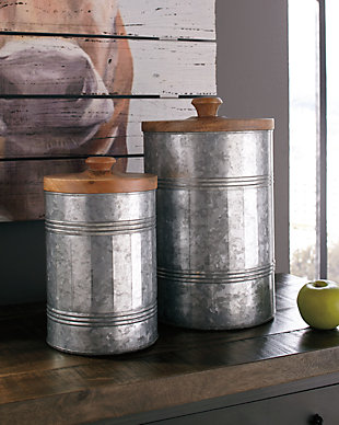 Divakar Jar (Set of 2), , rollover