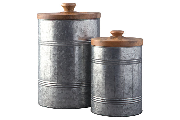 Divakar Jar (Set of 2), , large