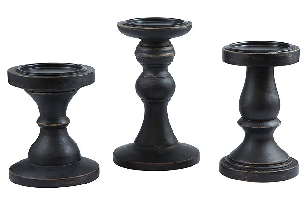 Kadience Candle Holder (Set of 3), , large