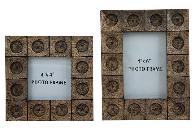 Jasiah Photo Frame (Set of 2), , large
