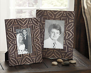 Marquise Photo Frame (Set of 2), , rollover
