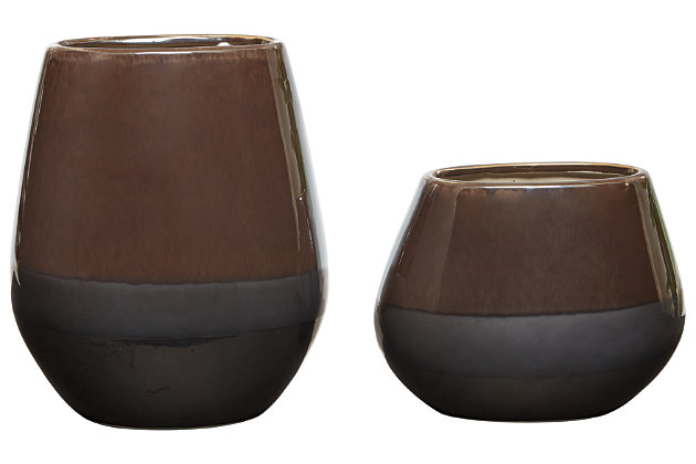Emiliano Vase (Set of 2), , large