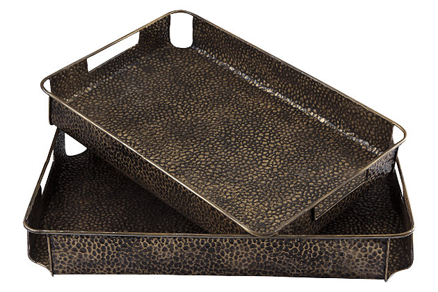 Kale Tray (Set of 2), , large