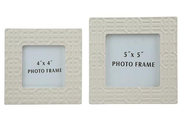 Kael Photo Frame (Set of 2), , large