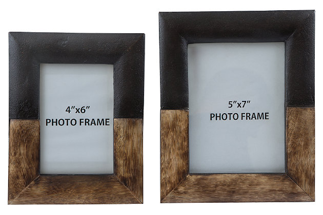 Michi Photo Frame (Set of 2), , large
