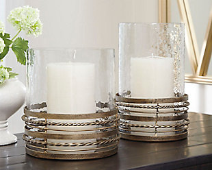 Obaida Candle Holder (Set of 2), , rollover