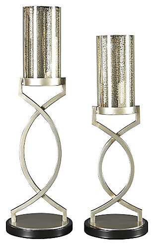 Odele Candle Holder (Set of 2), , large