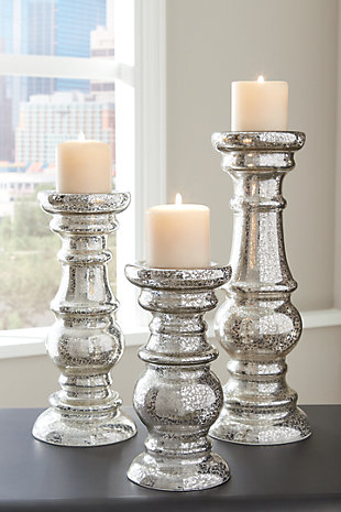 Rosario Candle Holder (Set of 3), , rollover
