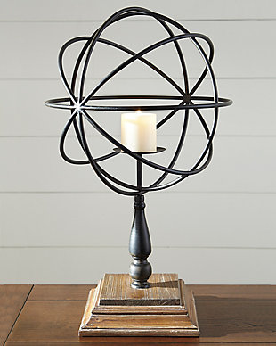 Devlin Candle Holder, , large