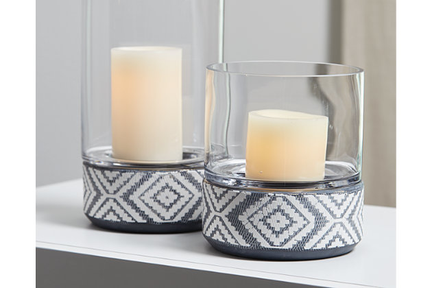 Dornitilla Candle Holder (Set of 2), , large