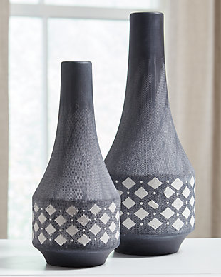 Dornitilla Vase (Set of 2), , rollover