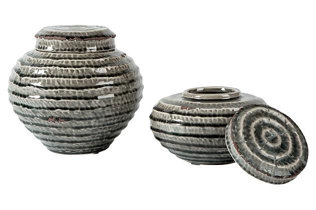 Devonee Jar (Set of 2), , large
