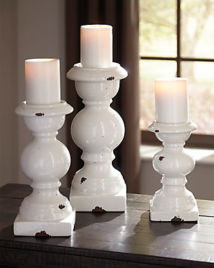 Devorah Candle Holder (Set of 3), , rollover