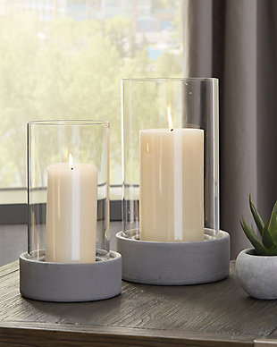 Dieter Candle Holder (Set of 2), , rollover