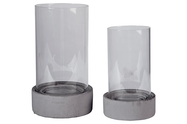 Dieter Candle Holder (Set of 2), , large