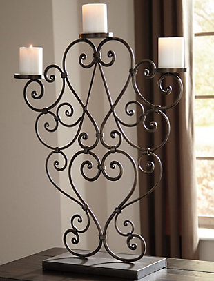 Didier Candle Holder, , large