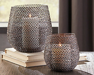 Desdemona Candle Holder (Set of 2), , rollover