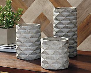 Charlot Vase (Set of 3), , rollover