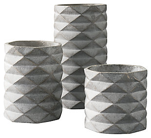 Charlot Vase (Set of 3), , large