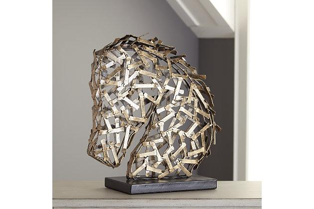 Nahla Sculpture, , large