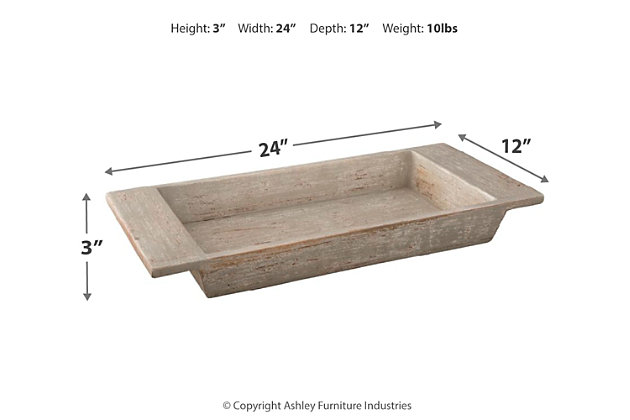 Michaiah Tray, , large