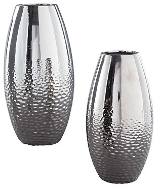 Dinesh Vase (Set of 2), , large