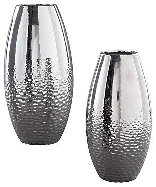 Dinesh Vase (Set of 2), , large