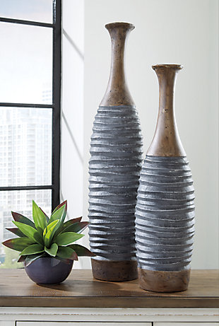 BLAYZE Vase (Set of 2), , rollover