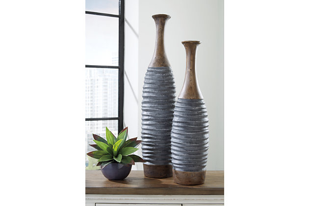 BLAYZE Vase (Set of 2), , large
