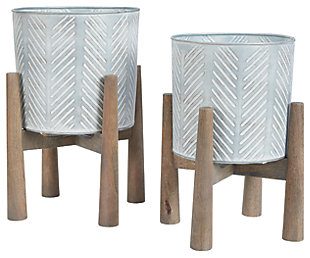 Domele Planter (Set of 2), , large