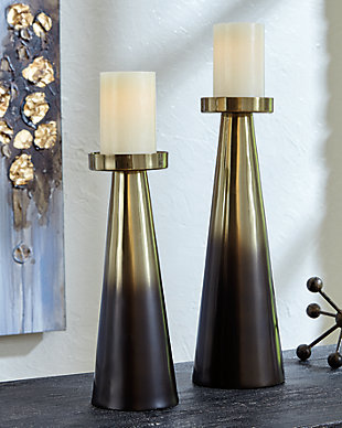 Theseus Candle Holder (Set of 2), , rollover