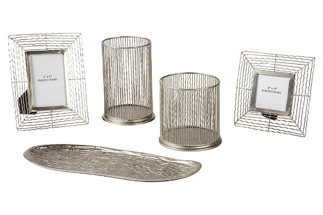 Dympna Accessory Set (Set of 5), , large