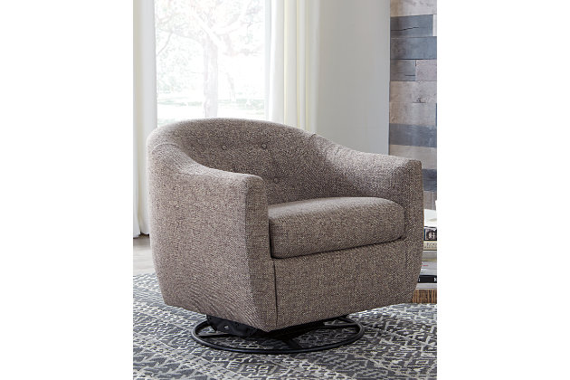 Upshur Accent Chair, , large