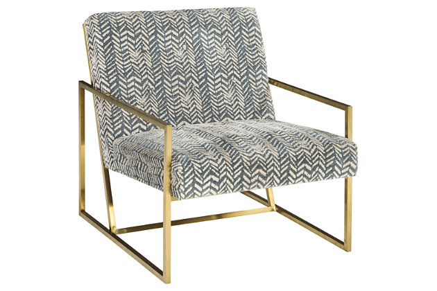 Trucker Accent Chair, , large