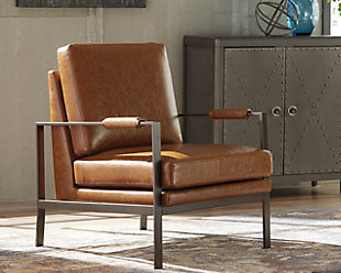 Large Peacemaker Accent Chair Rollover