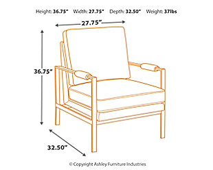 Peacemaker Accent Chair, , large