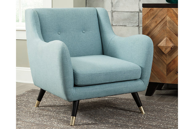 Menga Accent Chair Mist Large