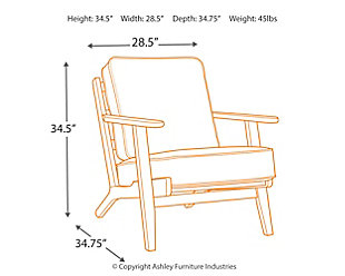 Swell Trebbin Accent Chair Ashley Furniture Homestore Ocoug Best Dining Table And Chair Ideas Images Ocougorg
