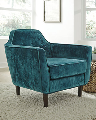 Oxette Accent Chair, Evergreen, rollover