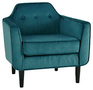 Oxette Accent Chair, Evergreen, large