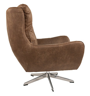 Velburg Accent Chair, Brown, large