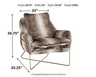 Wildau Accent Chair, , large