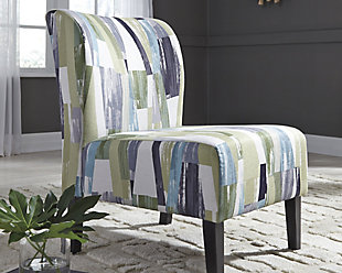Triptis Accent Chair, Multi, large