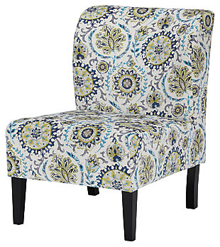 Triptis Accent Chair, Blue/Green, large