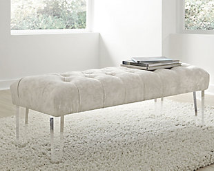 Brooklee Accent Bench, , rollover