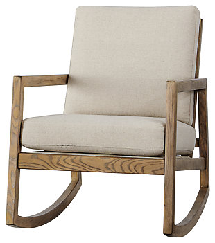 Novelda Rocker Accent Chair, , large