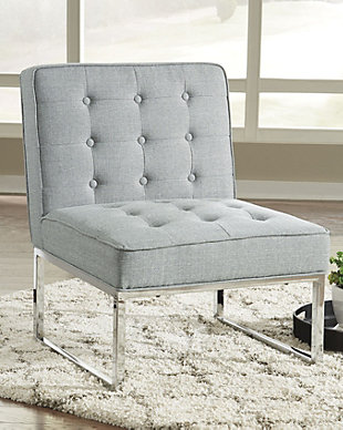 Cimarosse Accent Chair, Gray, rollover