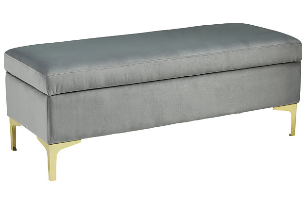 Bachwich Storage Bench, , large